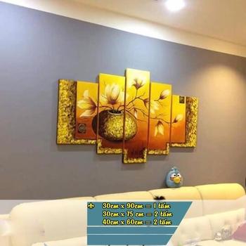 Tranh sơn dầu SD42 KT:90x1m7