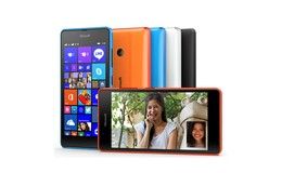 Microsoft Lumia 540 BR Orange