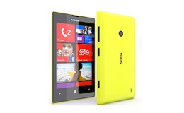 Lumia 525 Yellow