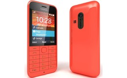 Nokia 220 4GB DS-Red