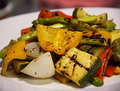 109. Grilled Mixed Vegetable