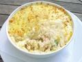 Cơm hải sản đút lò