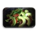Salad cà chua bơ