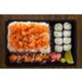 B5 Raw salmon