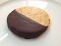 81 Chocolate Almond Cookies