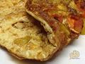 86. Egg white potato Omelet