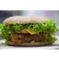95 Mighty BBQ Chicken Finger Sandwich