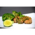 96. Salmon in Lime & Ginger