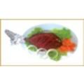 Fish Pomfret fry