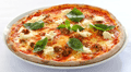 Special polpette pizza