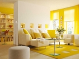Ý tưởng trang trí nhà đầy sức sống với gam màu vàng tươi trẻ