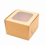 Hộp gói quà giấy kraft 3 cái UBL YA0019