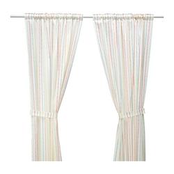 LATTJO - Rèm cửa 120x250 cm x 2 tấm /Curtains, 1 pair