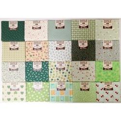 Vải trang trí thủ công 100% Cotton 11512002