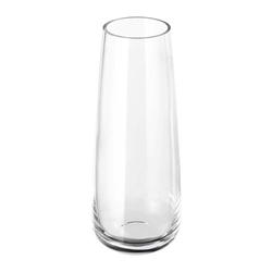 BERÄKNA - Lọ hoa 15cm/Vase, clear glass