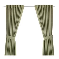 INGERT - Rèm cửa 250 x 145/Curtains, 1 pair