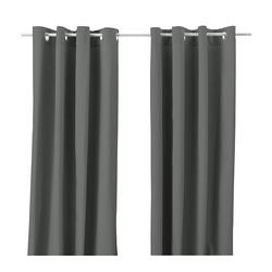 MERETEMERETE - Rèm cửa 250 x 145/Curtains, 1 pair