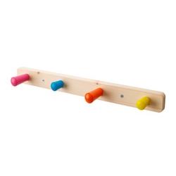 FLISAT - Mắc treo đồ / Knob rack with 4 knobs