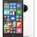 Lumia 830 Gold WHT