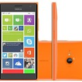 Lumia 730 BR Orange